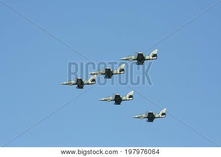 L-39 Albatros Of Royal Thai Air Force.
