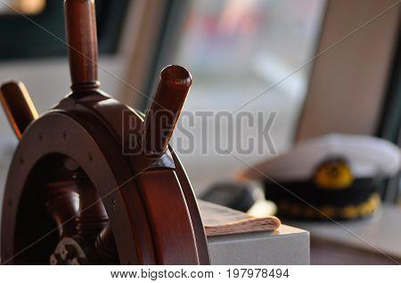 Helm,, Close Up, Color Image, Seletive Focus, Part Of