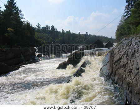 Powerfull River