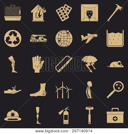 Facilitation Icons Set. Simple Set Of 25 Facilitation Vector Icons For Web For Any Design