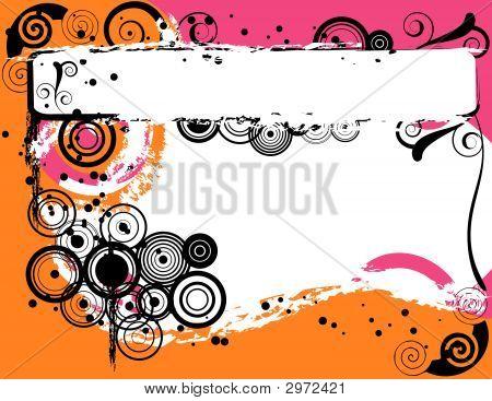 Artistic Grunge Background