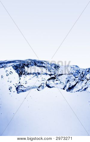 Fresh Water Waves