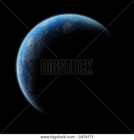 Cold Planet