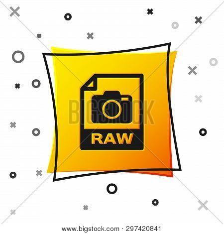 Black Raw File Vector & Photo (Free Trial) | Bigstock