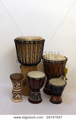 tribal instruments
