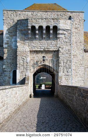 Leeds Castle Gatehouse