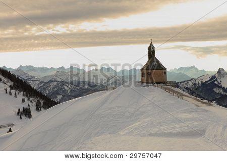 wall mount church