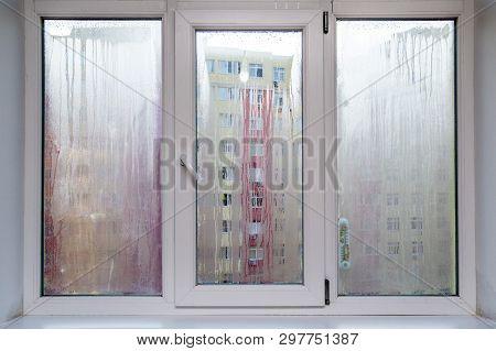 The Problem - Plastic Windows Mist Over, Background