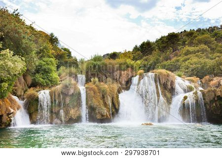 Krka, Sibenik, Croatia, Europe - Nature At Its Best Within Krka National Park