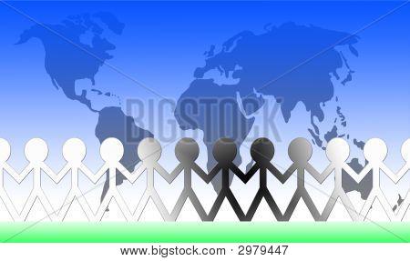 Multicultural Hands 1