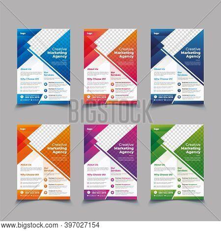 Creative Corporate Business Flyer Template,flyer Examples For Business,marketing Flyer Template,busi