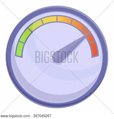 Internet Speed Icon. Cartoon Of Internet Speed Vector Icon For Web Design Isolated On White Backgrou