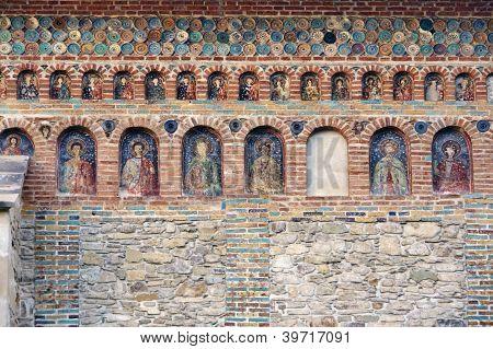 Mosteiro Neamt