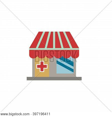 Pharmacy Icon. Simple Element From Pharmacy Collection. Creative Pharmacy Icon For Web Design, Templ