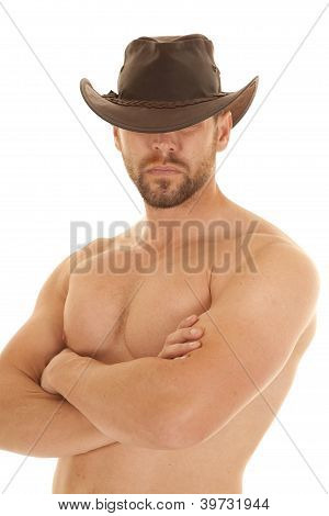 Bare Chest Hat