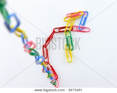 Colored Chain