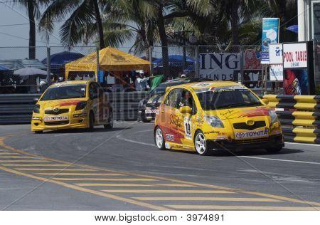 Toyota Yaris One Make Race