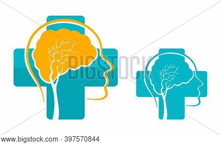 Neurosurgery Icon - Medical Specialty For Prevention, Diagnosis, Surgical Treatment, And Rehabilitat