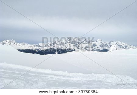 Wagrain Mountain Scenery