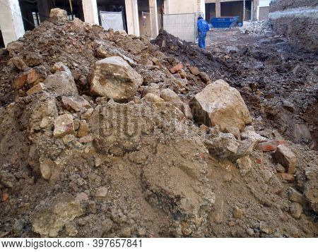 Earthworks And Excavation In Civil Engineering