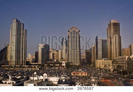 San Diego Cityscape