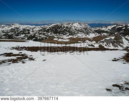 Shika Snow Mountain In Shangri-la, Yunnan, China