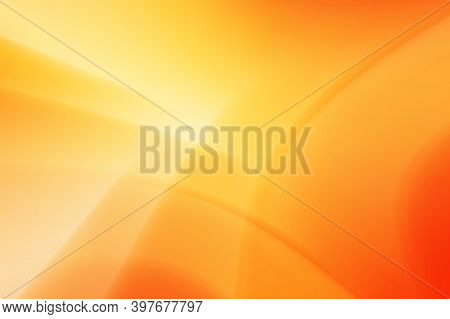 Abstract Yellow Orange Soft Background. Autumn Colors Style Abstract Background. Abstract Background