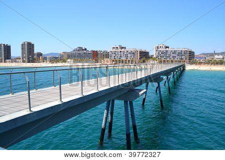 Bridge Oil - Pont del Petroli