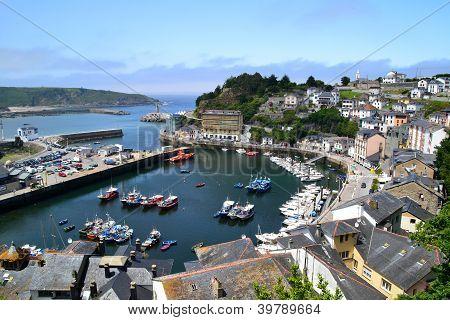 Luarca, Asturias - Spain