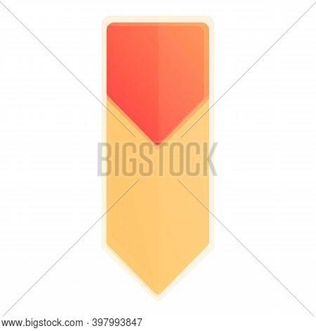 Bookmark For The Magazine Icon. Cartoon Of Bookmark For The Magazine Vector Icon For Web Design Isol