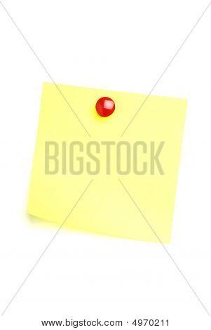 Yellow Note