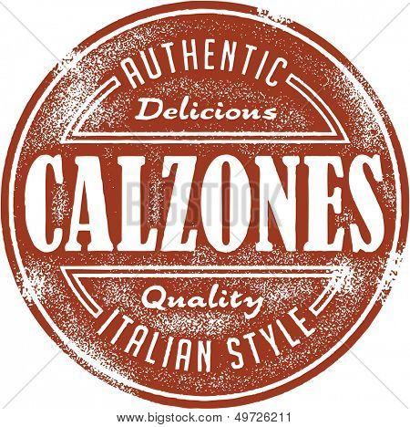 Authentic Italian Calzones Food Stamp