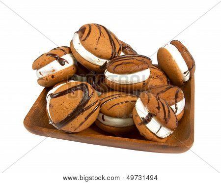 Makaron Cookies