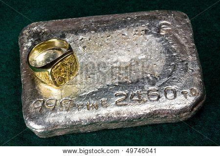 Gold and Silver - Precious Metals