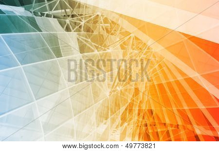 Different Technologies and Operating Systems A Art poster