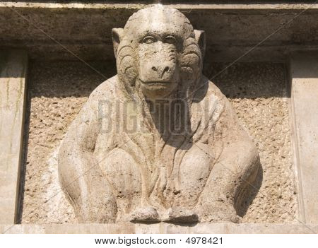Monkey stone