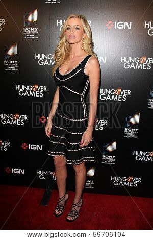 LOS ANGELES - FEB 11:  Camille Grammer at the