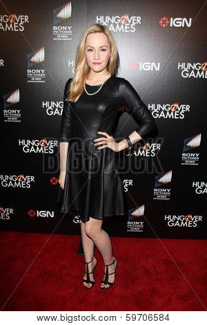 LOS ANGELES - FEB 11:  Cathy Baron at the