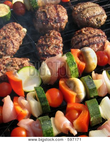 Barbeque Food