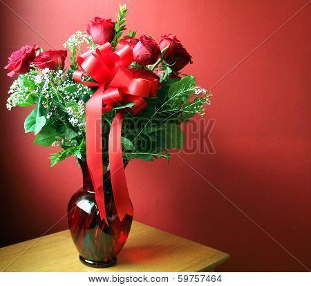 Valentine Roses.