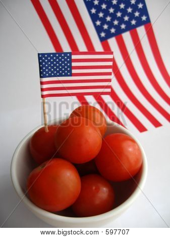 4th July Tomatoes