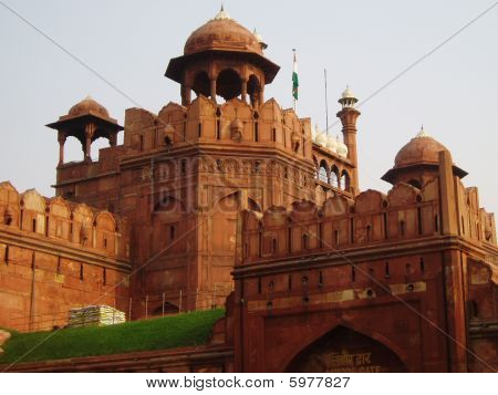 The Red Fort