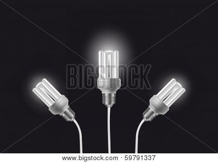 Energy Saving Bulbs With Cords