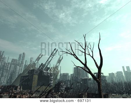 Armageddon Aftermath