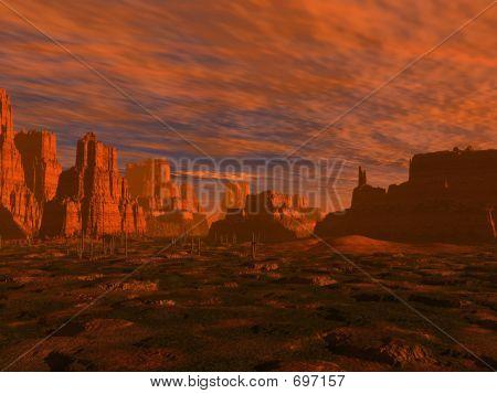 Far West Desert