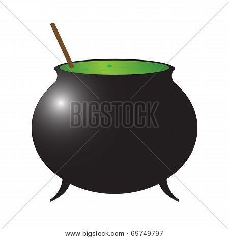 Witch Cauldron