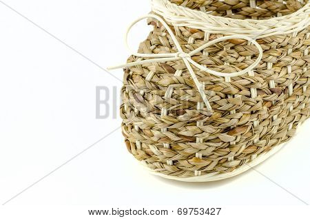 Basketry Shoes