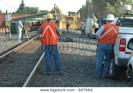 Derailment Supervisors