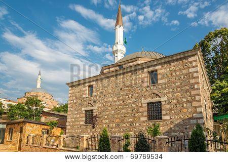 Isa Bey And Mustafa Pasha Mosque