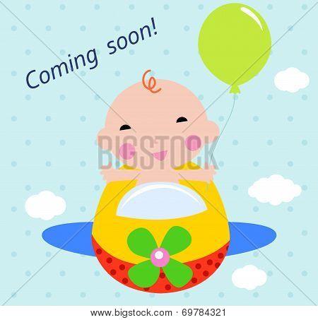 baby coming soon